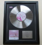 NICKI MINAJ - Pink Friday CD / PLATINUM LP DISC